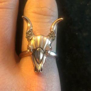House of Harlow Taurus Bull Ring